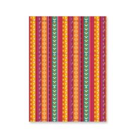 Sieraden kaartjes colourfull Multicolour