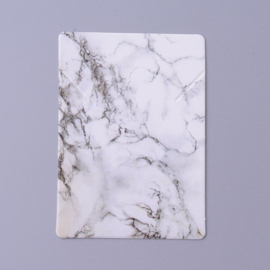 Sieraden kaartje marble