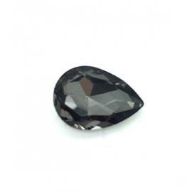 Crystal druppel grijs