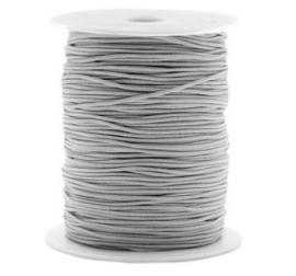Elastic grey 1mm