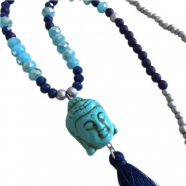 Inspiratie ketting 'boho necklace'