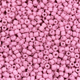 Rocailles Taffy pink 2mm