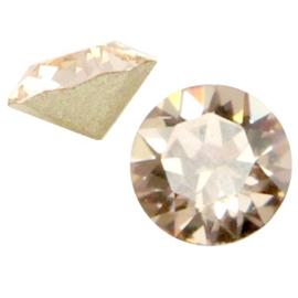 Swarovski Elements SS24 puntsteen (5.2mm) Silk beige