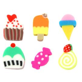 Polymeer kralen sweets Multicolour mix