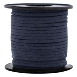 Imi wild leder 3mm dark blue