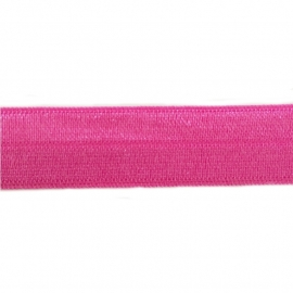 Elastic bright pink 15mm