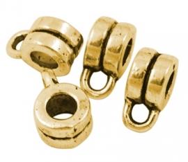 Bail voor 3mm goud (bulk)
