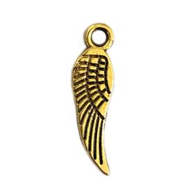 Bedel vleugel goud