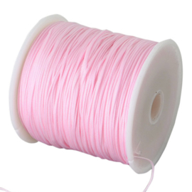 Macrame satin helle rosa 0.8mm