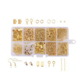 The basics box goud