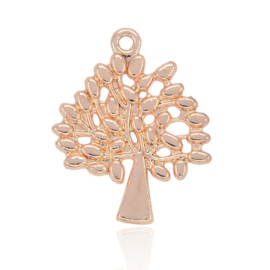 Charme lifetree rose gold
