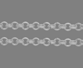 Jasseron zilver 3mm