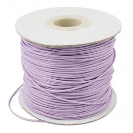 Waxcord lilac 1mm