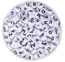 Acryl Buchstaben Perlen