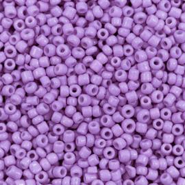 Rocailles Deep lavender purple  2mm