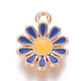 Bedel daisy blue goud