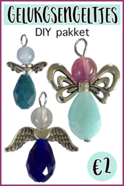 Glück Engel DIY paket