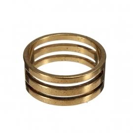 Ring für biegeringe