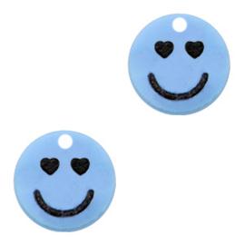 Plexx bedels smiley hearts Lavender blue