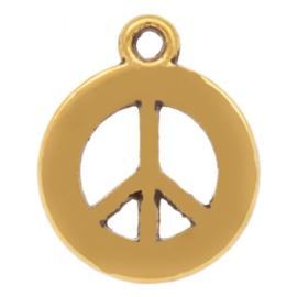 Bedel peace goud