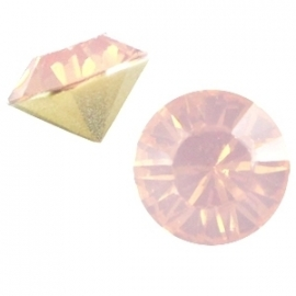 Puntsteen SS39 light peach opal (BQ)