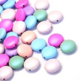 Acryl perlen disc mix