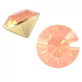 Puntsteen SS39 peach opal (BQ)