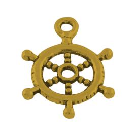 Bedel scheepsstuur goud