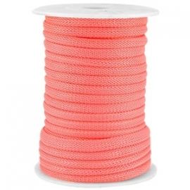 Dreamz cord 5mm Coral pink