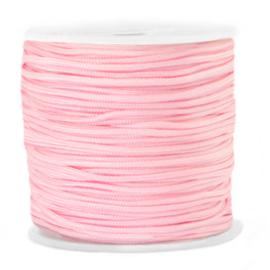 Macramé draad 1.5mm Seashell pink