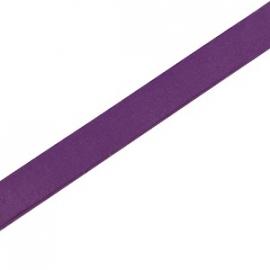 Basic quality leather flat 5mm royal purple