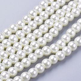 Glasparel cream white 6mm