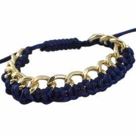 Trendy armbänd Twilight blue