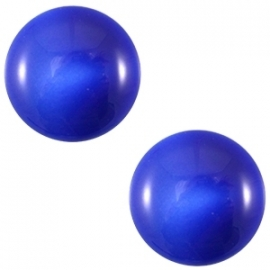 Polaris cabochon 20mm centroperla cobalt blue