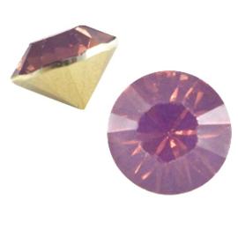 Puntsteen SS29 cyclamen rose opal (BQ)