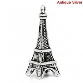 Charme Eiffeltoren silber