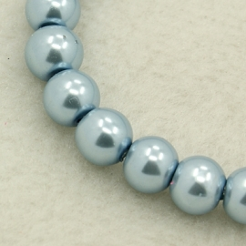 Glasparel light blue 4mm