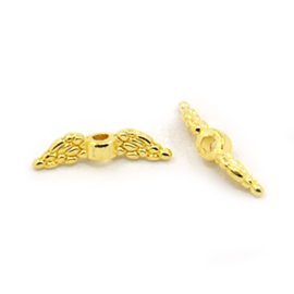 Mini vleugeltjes goud