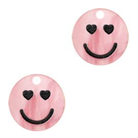 Plexx bedels smiley hearts Shiny azalea pink