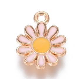 Bedel daisy roze goud