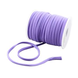 Stitched elastisch lint Ibiza lilac