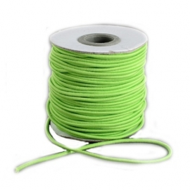 Elastic light green 1 mm