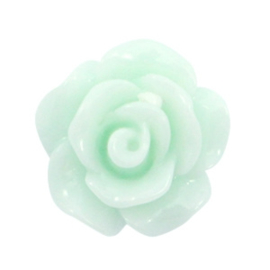 Rose shiny mint