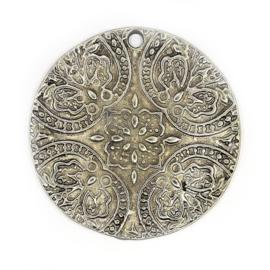 Charme barok antik silber