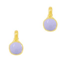 Bedel Lilac purple-gold (nikkelvrij) DQ