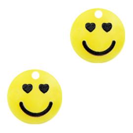 Plexx bedels smiley hearts Sunrise yellow