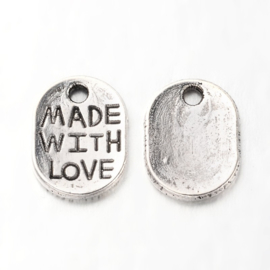 Charme made with love silber