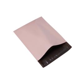 Verzendzak pink 30x25cm