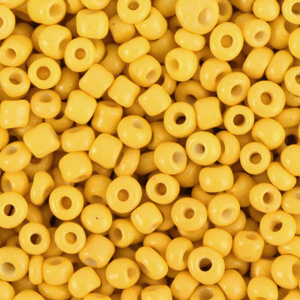 Rocailles 3mm Spectra yellow