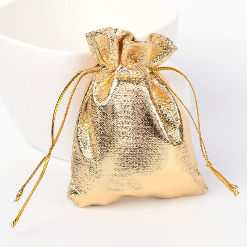 Cadeauzakjes goud